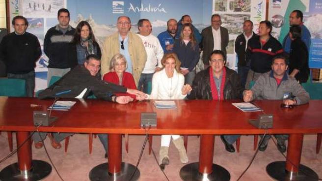FIRMADA LA PRÓRROGA DEL CONVENIO COLECTIVO EN SIERRA NEVADA