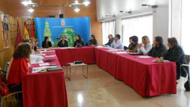 Comisión Municipal de Seguimiento de la Violencia de Género