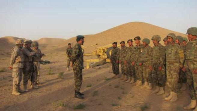 Afganistán Tropas Españolas.