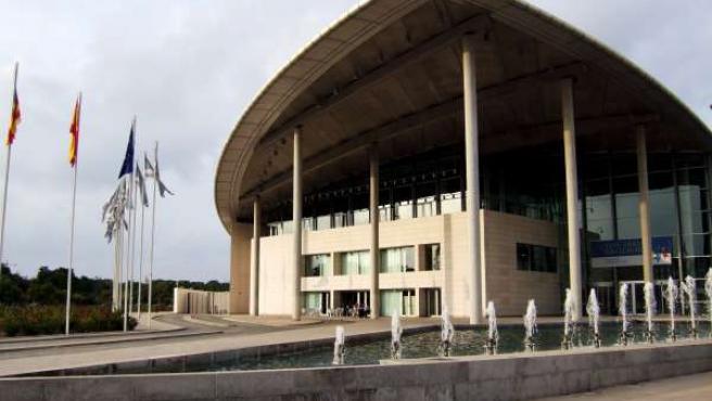 Palacio de Congresos de Valencia,