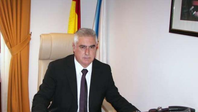 El alcalde de Boqueixón (A Coruña), Jesús Sanjuás