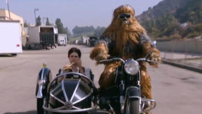 Vídeo del día: 'Star Wars: Episodio VII' según Wes Anderson