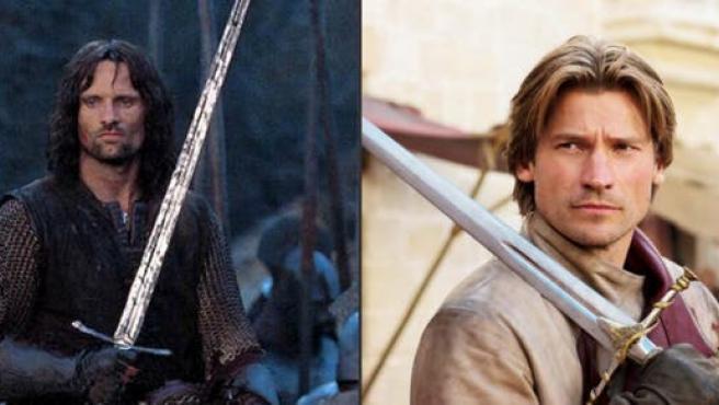 Vídeo: ¿Quién ganaría en una batalla de 'El Señor de los Anillos' vs. 'Juego de tronos'?