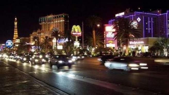 Imagen de archivo de Las Vegas (EE UU).