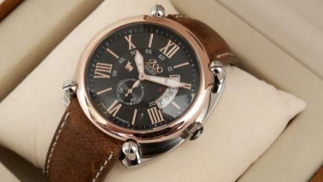 Imagen promocional del reloj 'Toro La Pepa'.