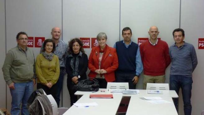 PSOE De Andalucía: Nota Araceli Carrillo Profesores Tecnología, 19 11 12