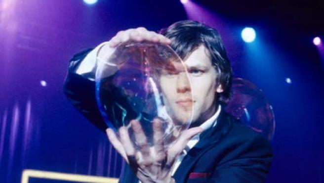 Tráiler de 'Now You See Me': 'Ocean's Eleven' con magos