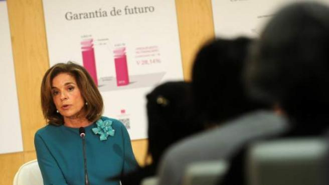 Botella explica los presupuestos municipales para 2013.