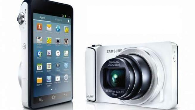Galaxy Camera, la primera 'smart camera'.