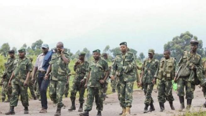 Los rebeldes del M23 y el Ejército recrudecieron sus combates el 14 de noviembre.