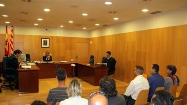 El Juzgado de Instrucción Número 7 de Figueres (Girona).