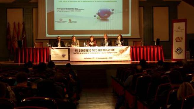 Presentación del VII Congreso TICC de Escuelas Católicas de CyL