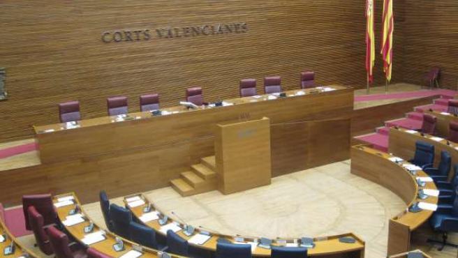 Hemiciclo De Las Corts Valencianes