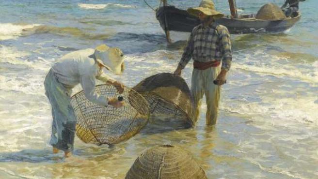Pescadores Valencianos, de Joaquin sorolla