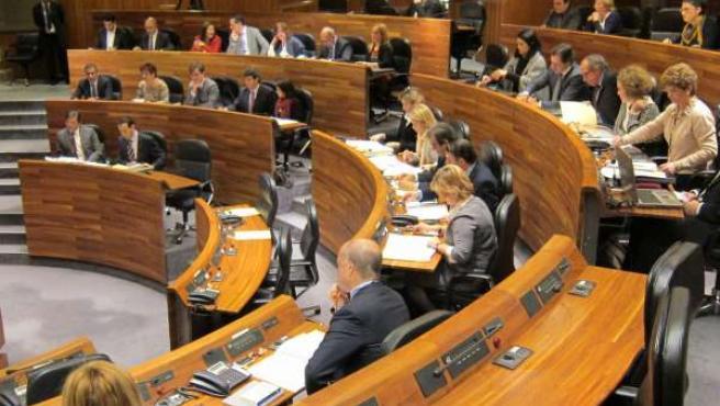 Pleno de la Junta General 23 de noviembre
