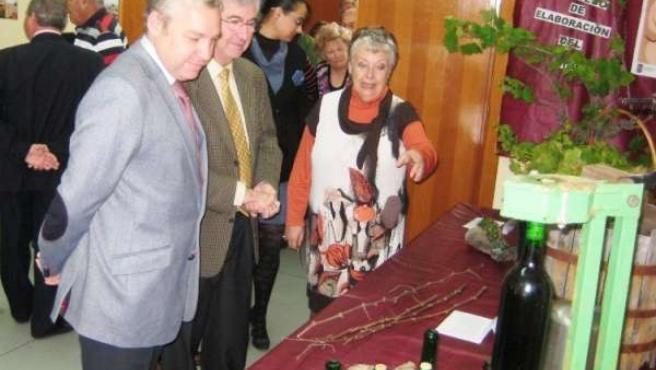 Celebración del vigésimo aniversario del Centro Social de Personas Mayores