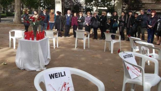 Acto homenaje en Granada
