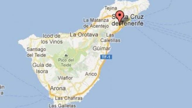El Mayorazgo, en Santa Cruz de Tenerife.