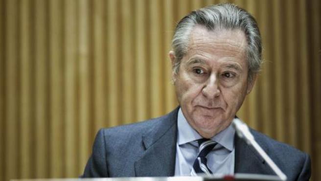 El expresidente de Caja Madrid Miguel Blesa, en una imagen de archivo.