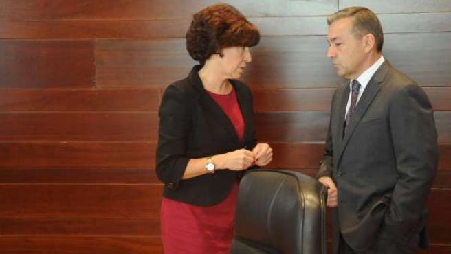 Rojas y Rivero, en Consejo de Gobierno