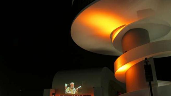 Centro Niemeyer.