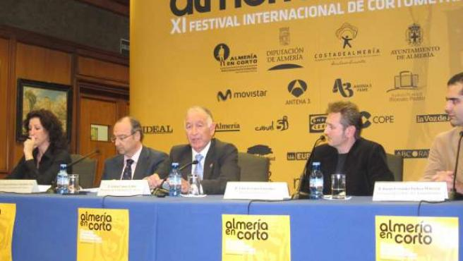 Presentación de la programación de 'Almería en corto'