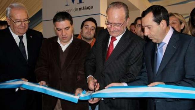 Inauguración de la feria 'Sabor a Málaga'