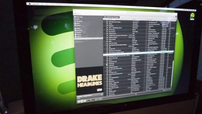 Spotify se sitúa como una de las principales opciones en 'streaming'.