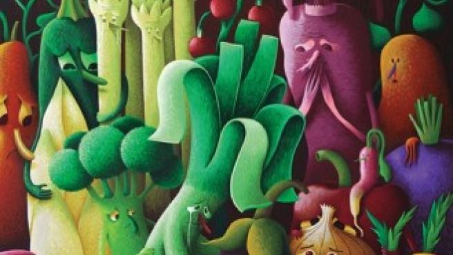 'Un bout de bois' ('Un trozo de madera'), una de las obras del artista francés