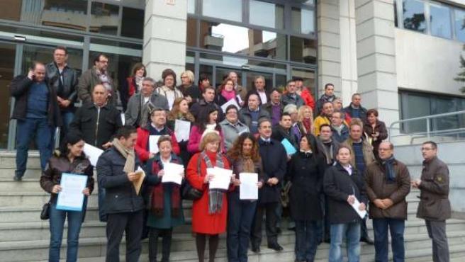 Alcaldes Socialistas de Albacete Consejería de Administraciones Públicas