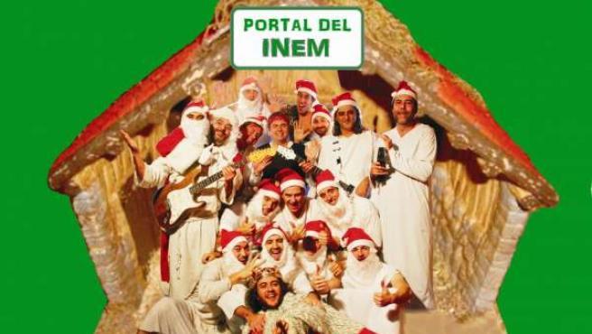Presentación de 'Sin blanca navidad'
