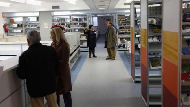 Nueva biblioteca municipal de Tarazona (Zaragoza)