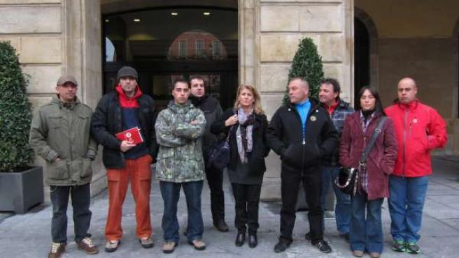 Comité de empresa de Suzuki de Gijón