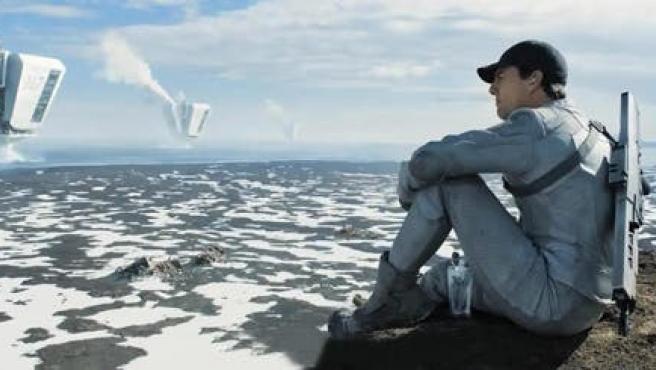 Tráiler de 'Oblivion': Tom Cruise en una Tierra devastada