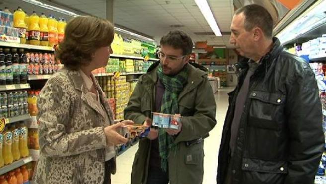 Una imagen del programa 'Con la comida no se juega' de 'Salvados'.