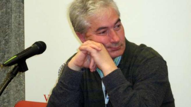 Atanasio Pandiella, en el encuentro ?Fronteras de la Ciencia en Brasil y España'