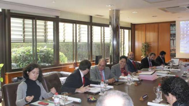 Consejo de administración de la Autoridad Portuaria de Huelva.