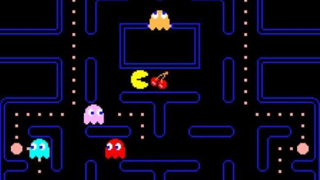 'Pac-Man', creado por el japonés Toru Iwatani en 1980