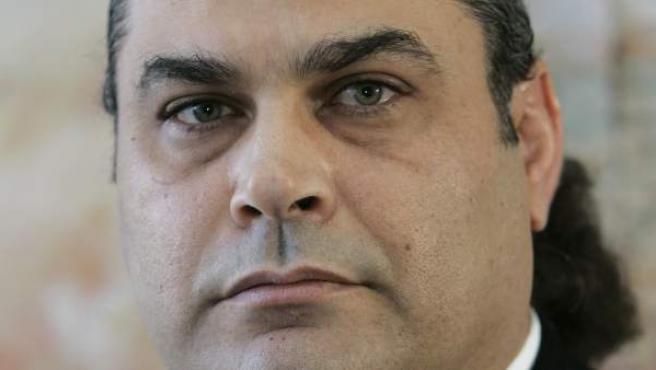 El ciudadano alemán de origen libanés Jaled El-Masri
