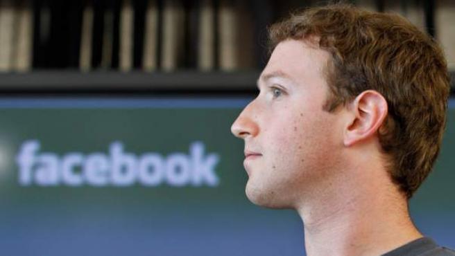 Mark Zuckerberg, fundador de Facebook, durante una presentación en San Francisco.