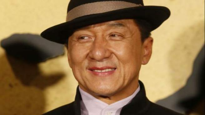 Jackie Chan, en la premiere de su película 'Chinese Zodiac'.
