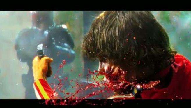 Las 10 películas más violentas de 2012