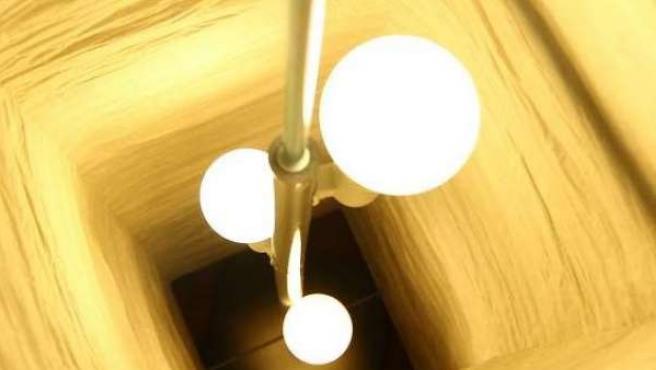 Imagen de una lámpara.