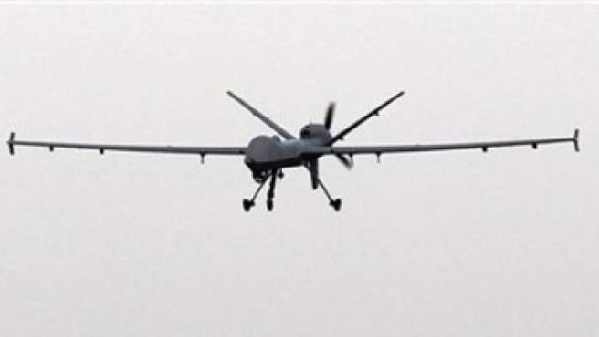 Avión no tripulado.