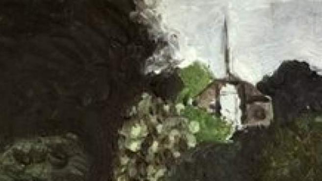 La obra 'Le jardin' fue pintada por Matisse en 1920.