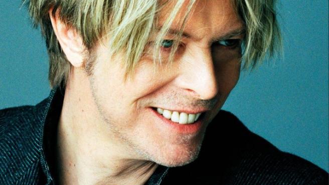Retrato de Bowie por Masayoshi Sukita