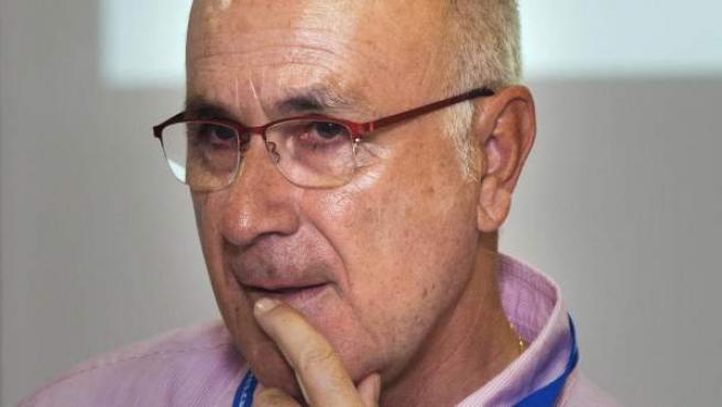 El líder de Unió Democràtica de Catalunya, Durán Lleida.