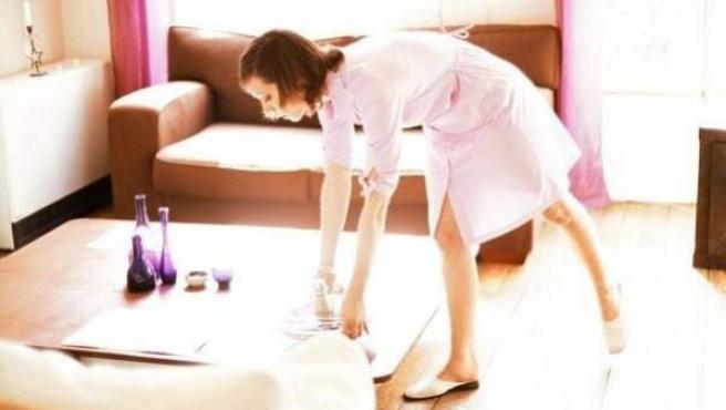 España ha experimentado un rápido crecimiento del número de empleados domésticos.