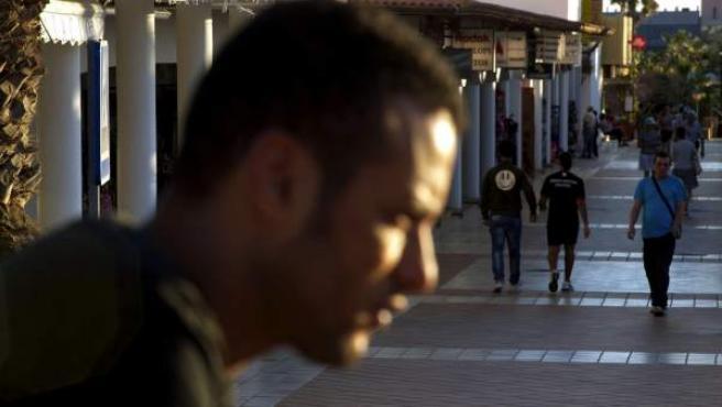 Mohamed, inmigrante marroquí, no puede costearse su tratamiento de insulina.