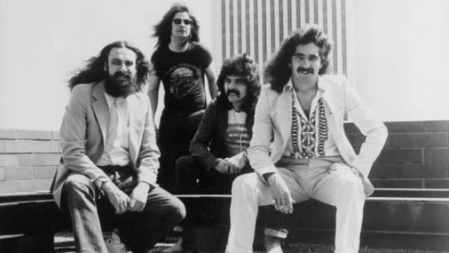 La banda Black Sabbath.